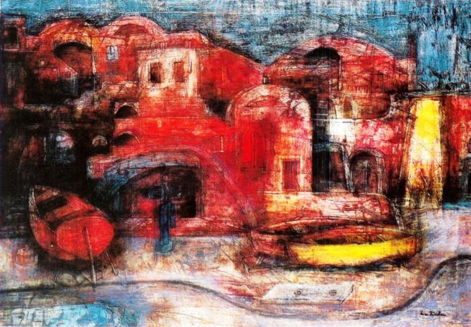 Architetture Mediterranee, Barche e Paesaggi