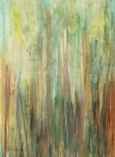 Herbstlich(t), 2004, mit Passepartout und Rahmen, 40 x 50 cm