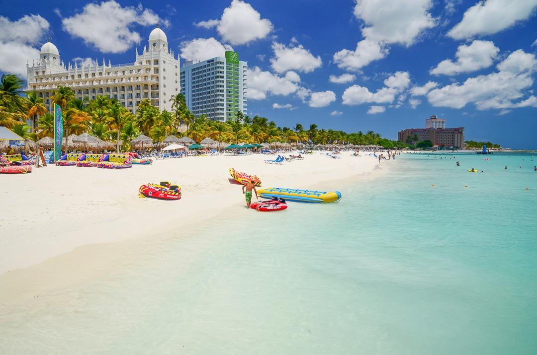 Aruba - Palm beach