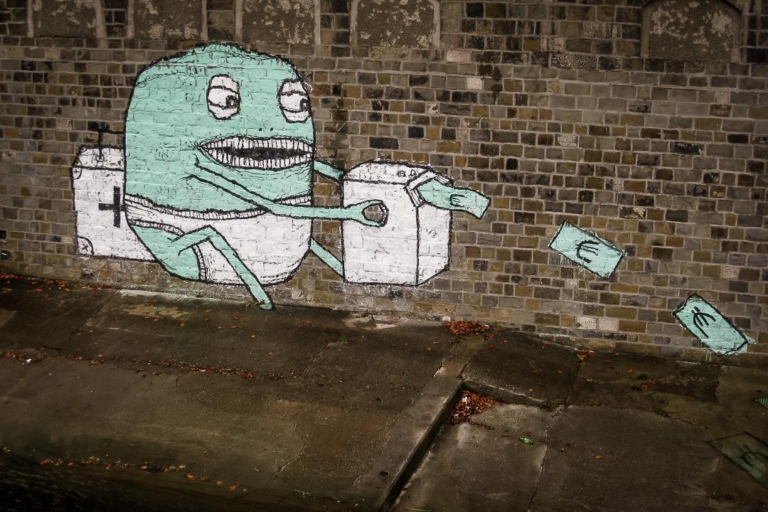 Vienna - Austria - Graffiti