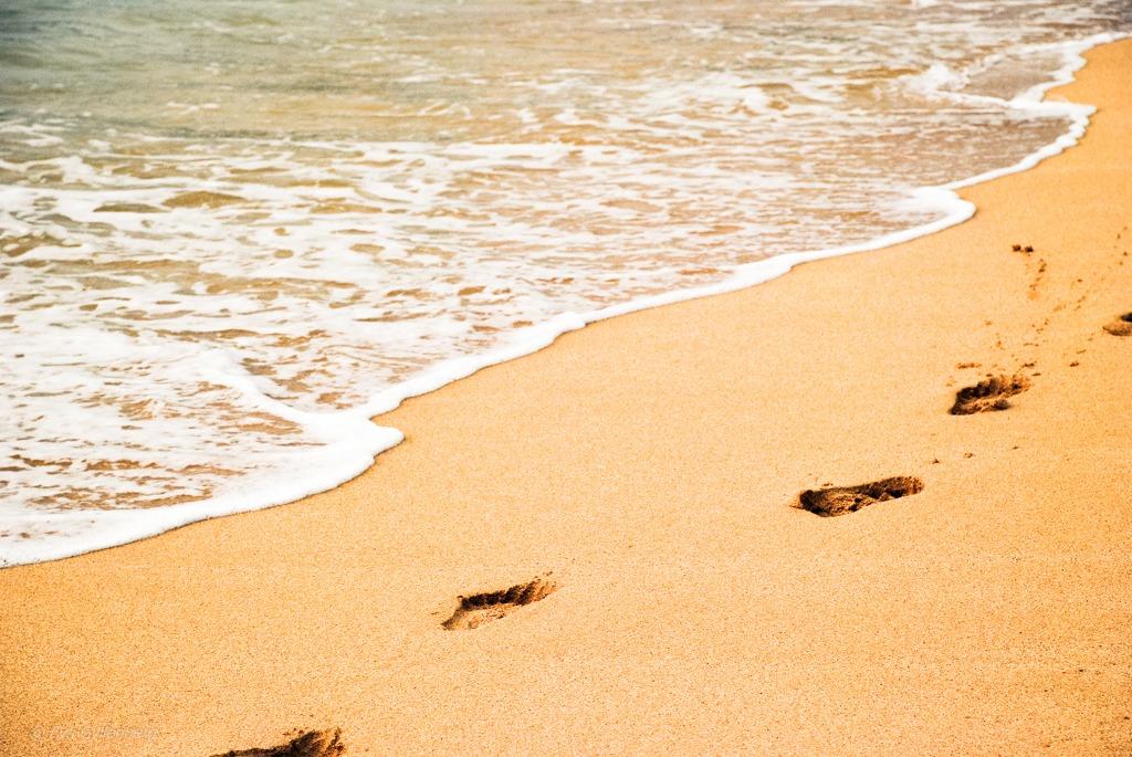 Waimea beach - Oahu - Hawaii