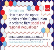 Seminar on the Digital Union - Workshop III