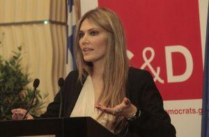 Ο ΣΥΡΙΖΑ έπαθε Σόιμπλε: Η απάντηση της Εύας Καϊλή για το σύνδρομο καταδίωξης των πανικόβλητων Συριζανέλ