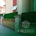 garden grass fence