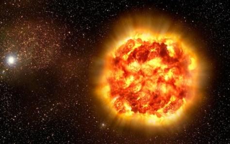 Supernova - origine degli elementi