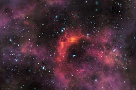 origine degli elementi - universo primordiale