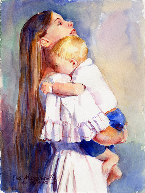 Mom and Child