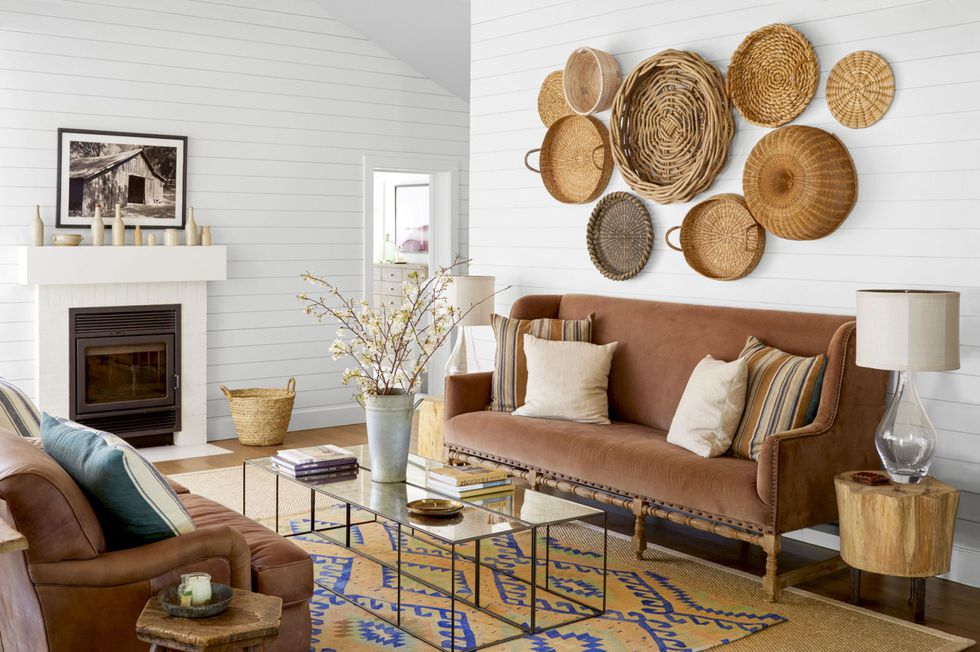 Using African Basket To Bring Kenyan Flavors Into Your Interiors