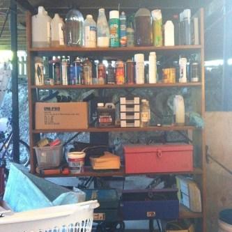 Studio shot more art supplies