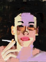 Portrait by Evangeline Cachinero
