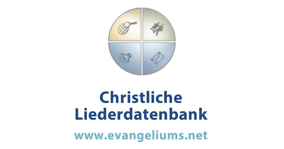 Lobpreis Lieder Gottes Wahre Liebe A Cappella Evangelium Des