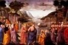 La didajé primera enseñanza de los apóstoles, copilación de principios básicos de Jesús.