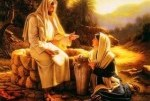 En la narración de la samaritana y Jesús, nos muestra 5 pasos aplicables a la evangelización.