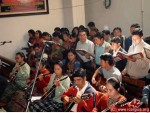 """""""Cantar es orar dos veces"""" San Agustín. Los ministerios de musica y coro."""