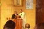 Una gran experiencia de evangelizar con un sacerdote en la misma sintonía.