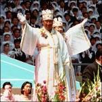 Nuestra fe:Secta moon:. SUNG MYUNG MOON