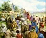 """Octavo principio:""""Felices los perseguidos por causa de la justicia, porque de ellos es el Reino de los Cielos"""": Por Horacio Bojorjes. Bienaventuranza"""