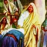 Evangelio San Lucas 13,10-17. Lunes 25 de Octubre 2010.