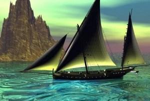 La reflexión del día: Navegando por el mar de la caridad. Audio mp3