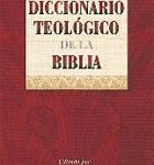 Diccionario teológico letra E. definiciones.