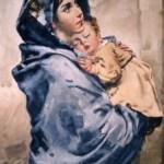 Mariología: María madre de Dios y de los hombres. Audio mp3