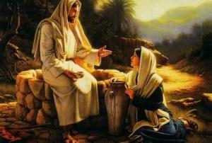 La palabra de Dios en voz y sentir de un laico: La samaritana. Audio mp3