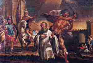 Lectura del libro de los Hechos de los Apóstoles 5,34-42. Viernes 6 de Mayo de 2011.