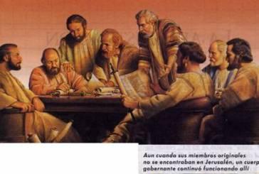 Lectura  del libro de los Hechos de los Apóstoles 6,1-7. Sábado 7 de Mayo de 2011.