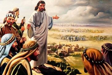 Evangelio San Lucas 9,51-56. Martes 27 de Septiembre de 2011.