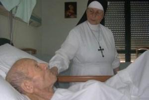 Agonía, muerte y exequias. Ministerio de la salud: Pbro. Silvio Marinelli Zucallí. Power point