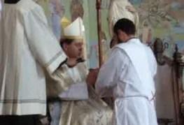 Celebra toda la comunidad de León Guanajuato la Cantamisa del Padre Ricardo García Muñoz este 7 de enero.