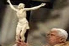 Papa Benedicto XVI Vicario de Cristo: Bienvenido a ésta su casa.