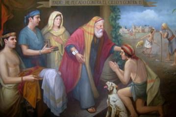 Salmo 33 (34). Miércoles 18 de Abril de 2012.