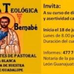 La escuela de predicadores San Bernabé: invita a su curso de: Discernimiento y asertividad católica cristiana.