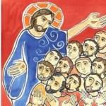 Comentario al evangelio según San Mateo 28, 18-20. XXIX. Domingo tiempo ordinario. Día mundial de las misiones. Audio mp3