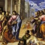 Comentario al evangelio según San Marcos 10, 46-52 XXX Domingo tiempo ordinario. Hijo de David quiero ver. Audio mp3
