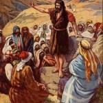 Comentario al evangelio según San Lucas 3, 10-18. Tercer domingo de adviento. Todos con derecho a la buena nueva. Audio mp3