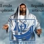 """El credo explicado, segundo artículo: """"Creo en unsolo Señor Jesucristo"""". Tomás de Aquino y Salvador Abascal. Audio mp3"""