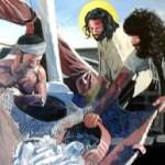 Comentario al evangelio según Lucas  5, 1-11. Primer domingo de cuaresma. Escuchar la palabra de Dios buen inicio para una cuaresma. Audio mp3