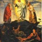 Comentario al evangelio según San Lucas 9, 28-36. II domingo de cuaresma. Transfigurados por Cristo Jesús. Audio mp3