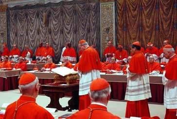 El Cónclave  del 2013 determinante en la acción pastoral de la Iglesia.