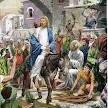 2a lect. de la carta del Apóstol San Pablo a los Filipenses 2,6-11. Domingo 24 de Marzo de 2013. DOMINGO DE RAMOS «DE LA PASIÓN DEL SEÑOR».