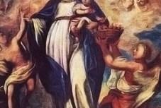 León festeja a nuestra madre de la virgen de la luz con su arzobispo: Don Alfonso Cortés Contreras.