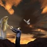 Evangelio San Juan 14,23-29. Domingo 5 de Mayo de 2013.