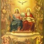 Evangelio San Juan 16,12-15. Domingo 26 de Mayo de 2013. LA SANTÍSIMA TRINIDAD.