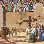 Evangelio San Lucas 21,12-19. Miércoles 27 de Noviembre de 2013.