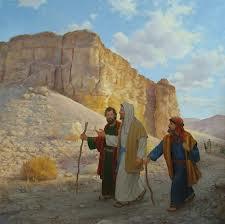 jesus-caminando-con-dos-apostoles