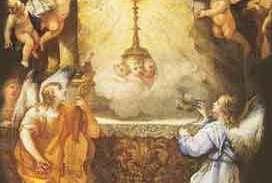 Un amor artesanal.   Papa Francisco  Hora Santa  Parroquia de San Pío X