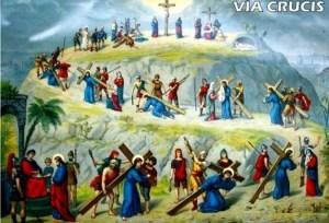 Vía crucis, significado y práctica. Gerardo Diego. Audio