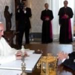 El Papa Francisco acepta invitación del presidente EPN para visitar México.